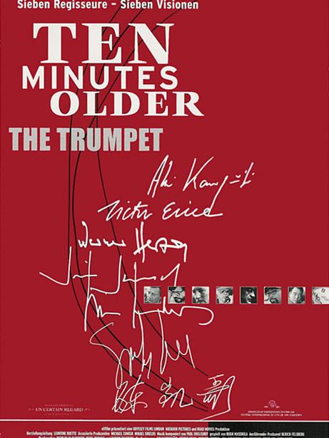 TEN MINUTES OLDER THE TRUMPET