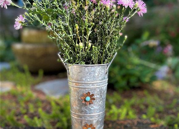 Farmhouse Centerpiece, Vase or Planter