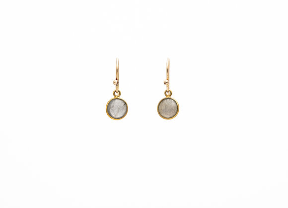 Labradorite Natural Gemstone Earrings