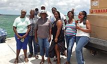 bahamas fishing covid covid19 donate give charity grand bahama hurricane marine education initiative