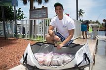 national award honored charity give donate marine education initiative