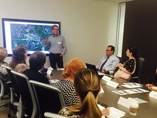 Fivesquares briefs North Bethesda TMD Committee on Strathmore Square