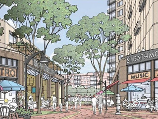 Bisnow: Framework Moves Forward For 1,500 Units At Grosvenor-Strathmore Metro Station