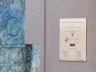 Strathmore adds final piece to Totem Sculpture Garden