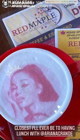 Ariana Grande Capp