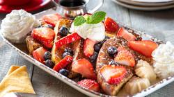 Lemon Ricotta Berry Bliss French Toast