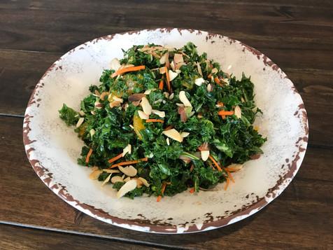 Kale Mandarin Salad
