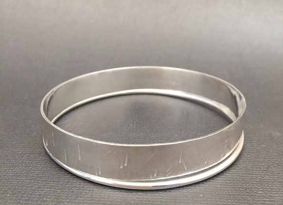 Sterling Silver Bangle Stacker
