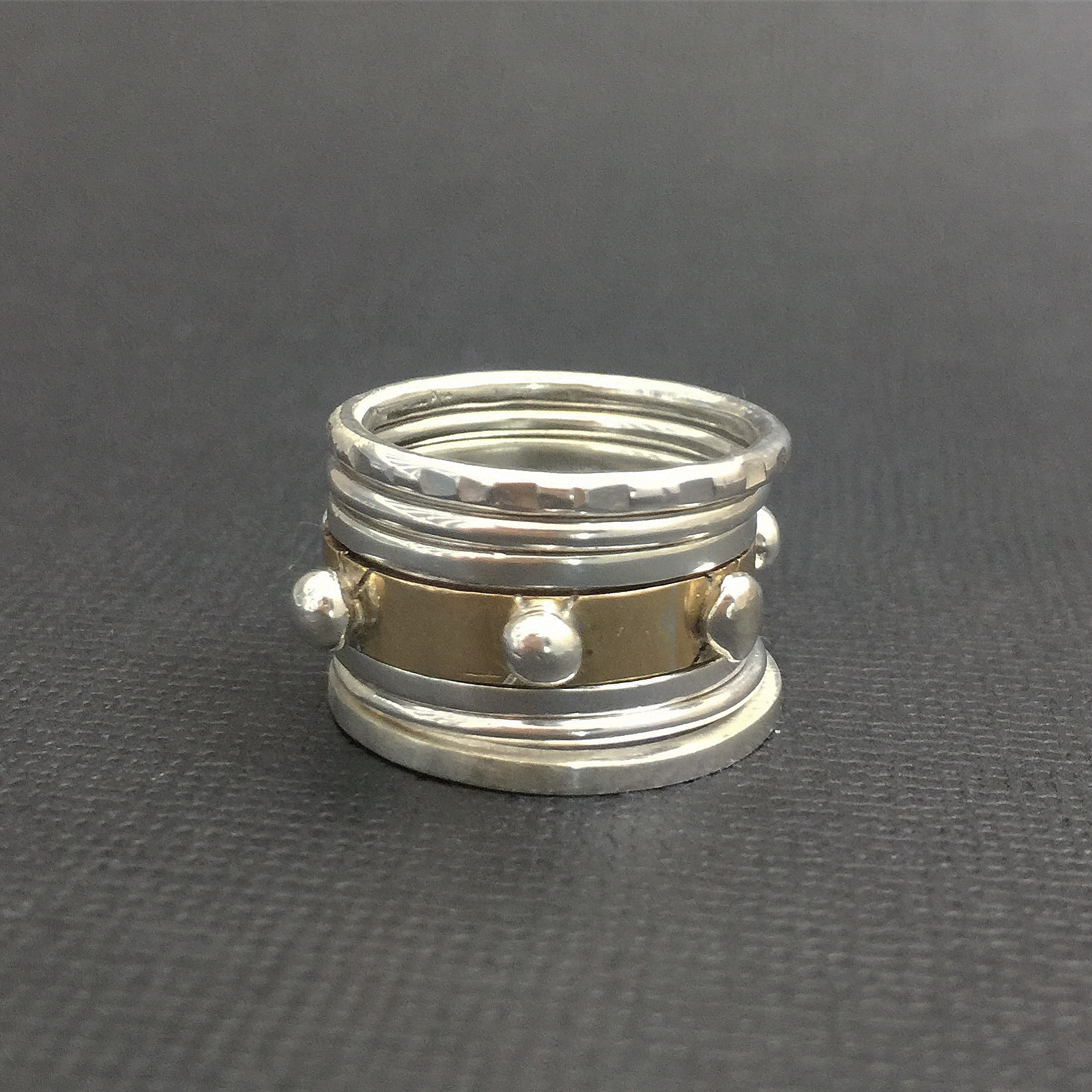 Custom Stacker Rings