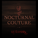 Nocturnal Couture+ Leyla Hairs Logo 2019