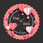 {Flair 'n' Style} New Logo 2019 ( S ).pn