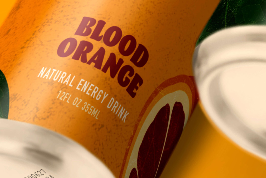 Blood Orange Can