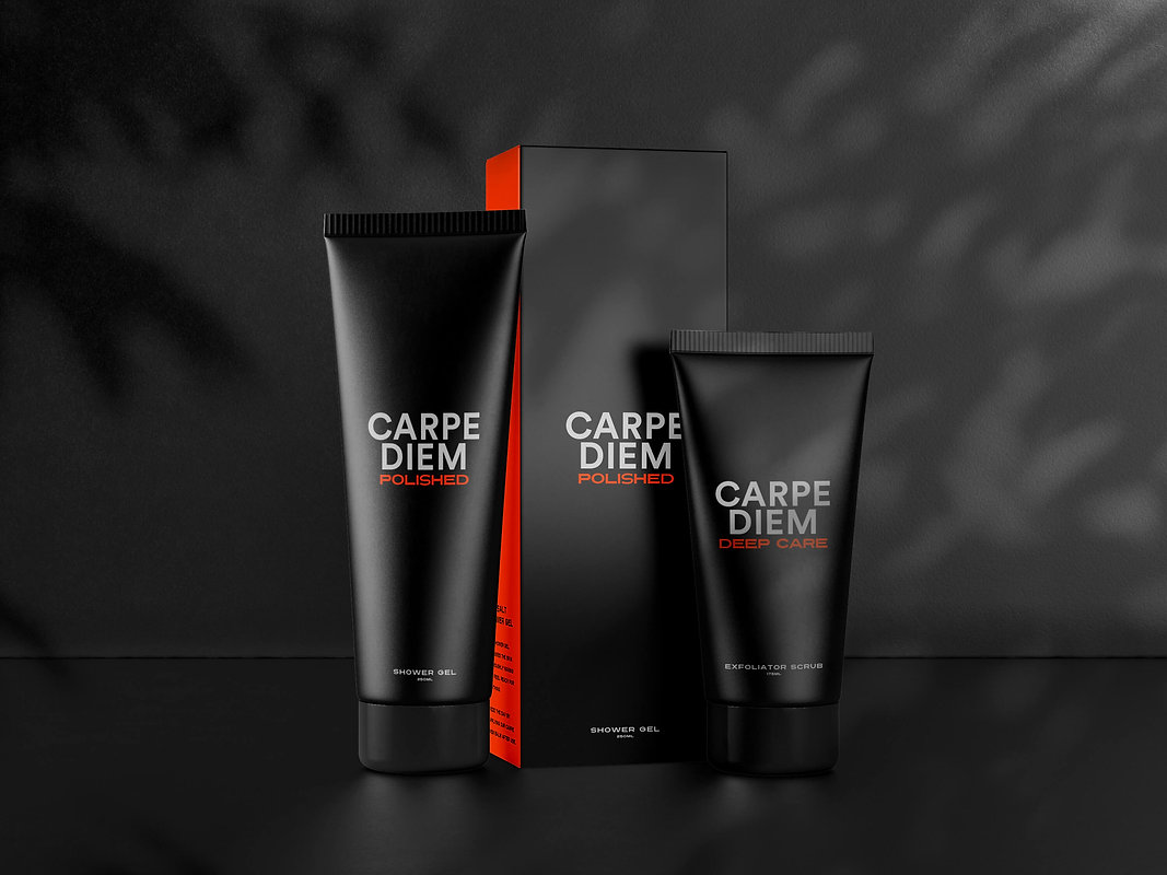 Shower products Carpe Diem Mens