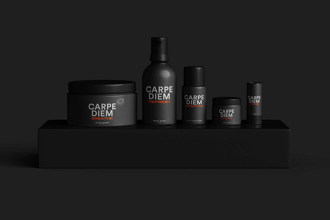 Carpe Diem range, Anixety Mens Products