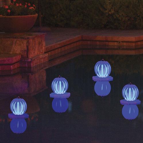 Floating Solar Lantern, Poolmaster (2 Pack)