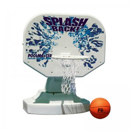 Splash Back Poolside Basketball Game, Poolmaster