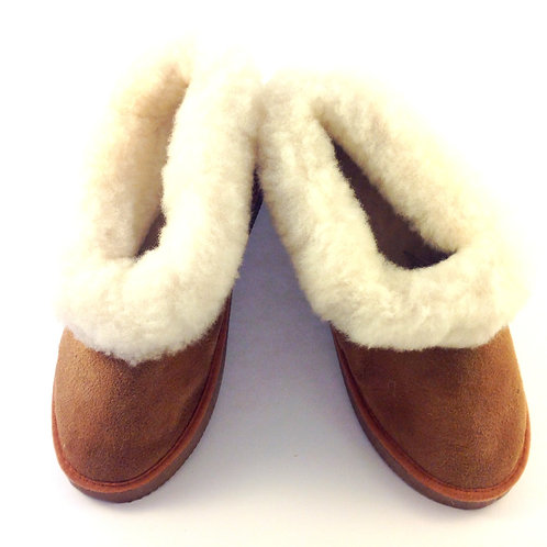 Portuguese Fluffy Top Slippers