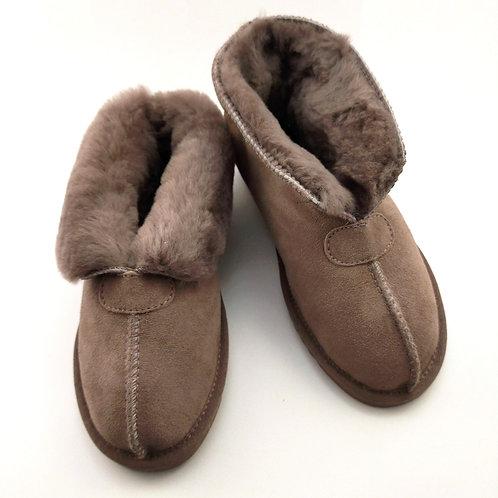 Luxury Sheepskin Slipper Boot