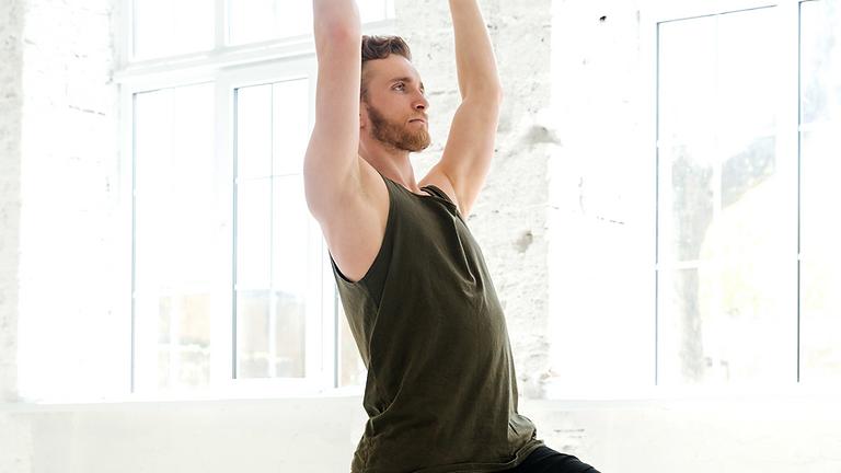 Yoga With Daniel Groom