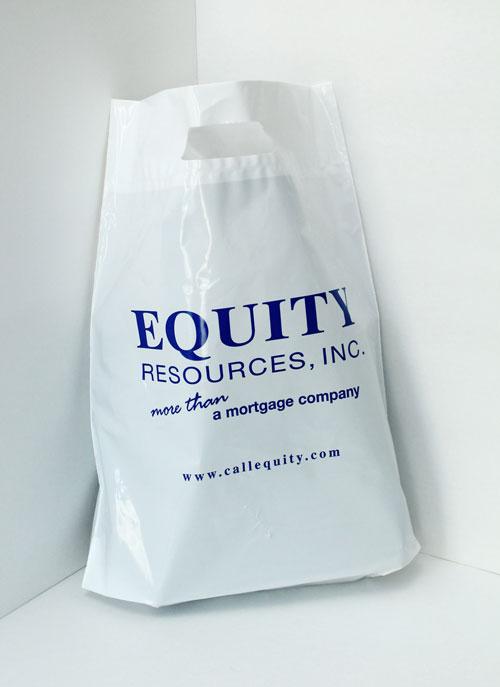 Plastic Convention Bag