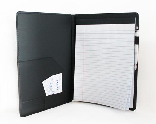 Large Padfolio Inside