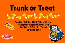 trunk treat