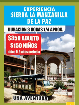 TOUR LA GRANJA- LA MANZANILLA