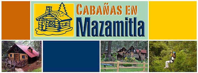 Cabañas en Mazamitla