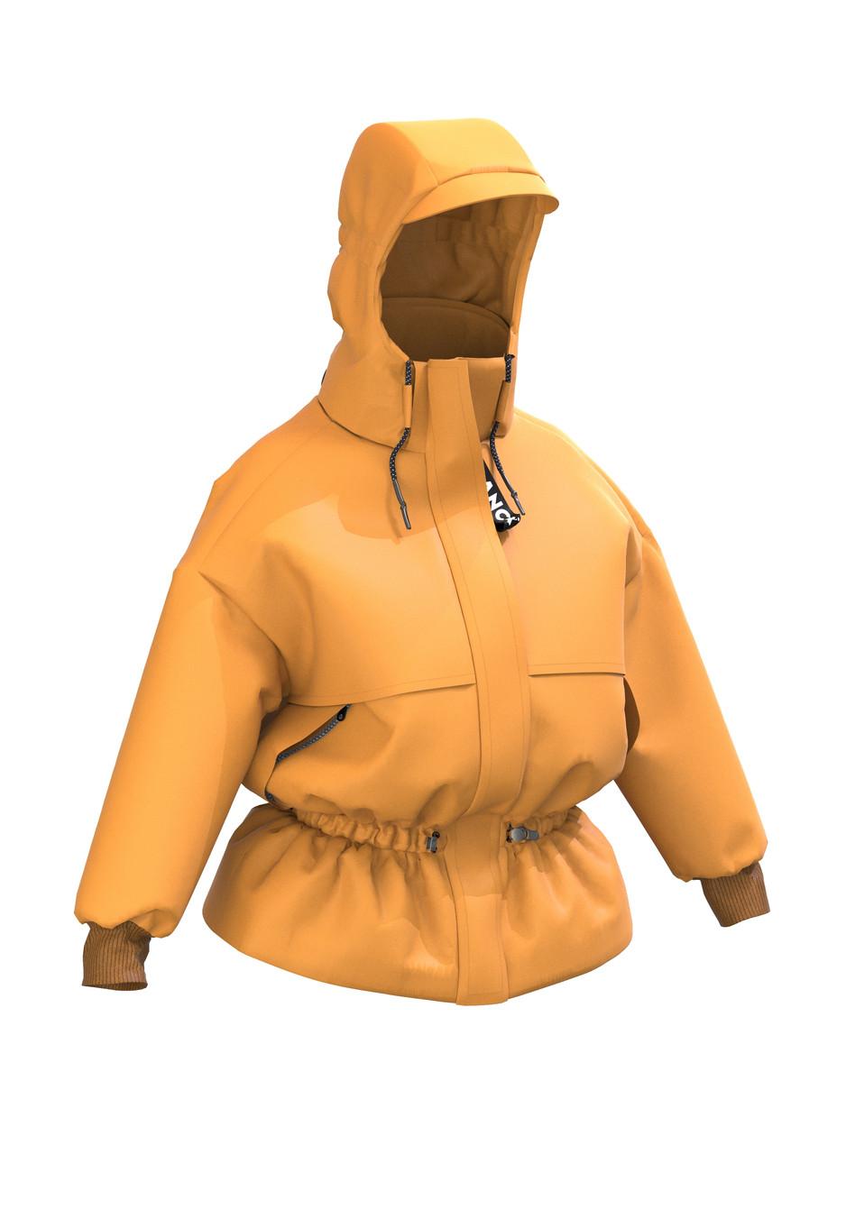 Franck outerproofs 3D coat