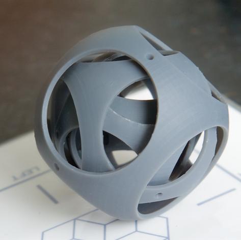 Gyroscopic Sphere