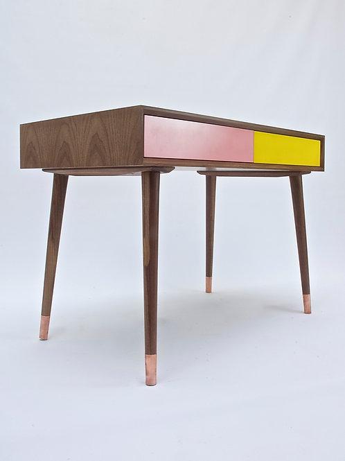 Mid-century style Modern and sleek office desk