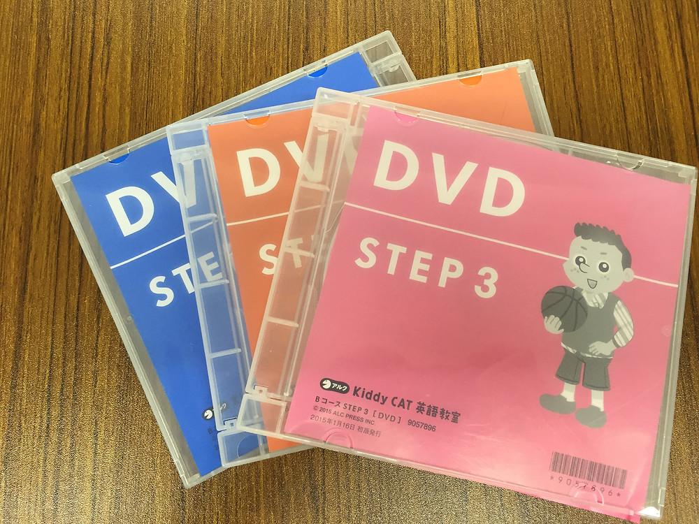 アルクKiddyCAT英語教室DVD