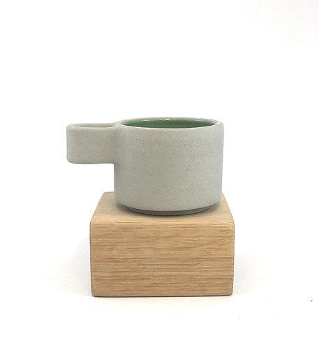 Apple Green Sofia Espresso Cup