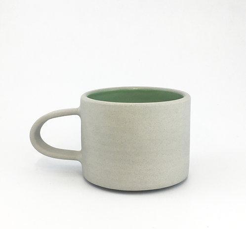 Apple Green Maggie Mug