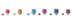Lubricant Nozzles - Group