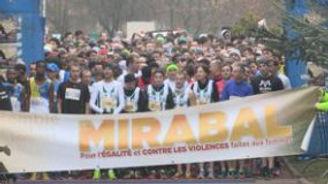 Vidéo course La Mirabal 2014 Conseil général Val-de-Marne