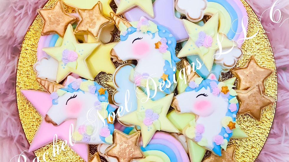 "Rainbows and Unicorns ""HOOC"" Box"