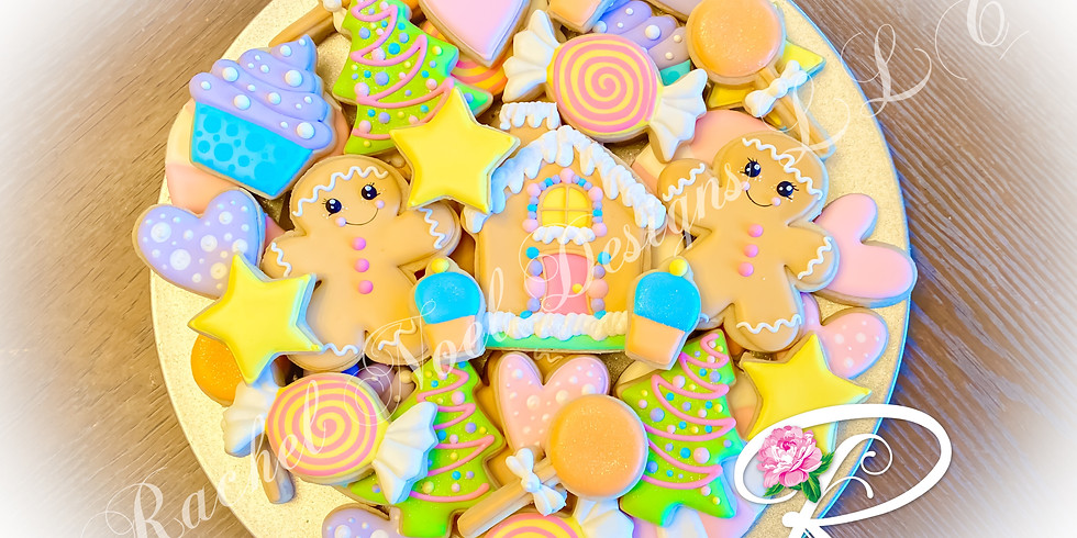 Gingerbread Dreams Cookie Class