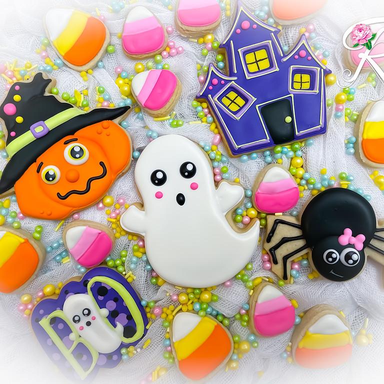 "Spooky ""Mini"" Cookie Class"
