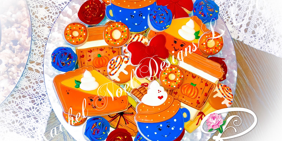 Pumpkin Spice Cookie Class