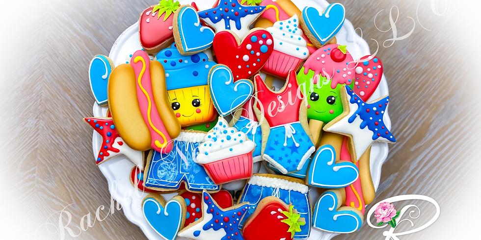 Sweet Summertime Cookie Class