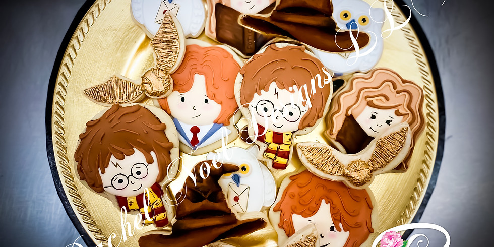 Harry Potter Cookie Class