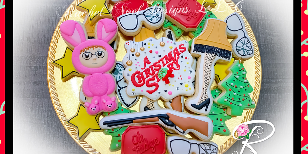 A Christmas Story Cookie Class