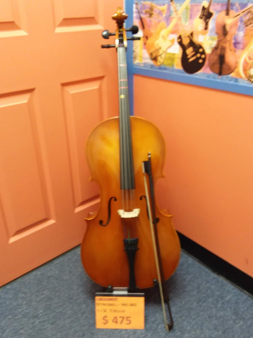 Strobel Cello / MC-80......1/2 size