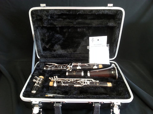 Normandy Bb Wooden Clarinet