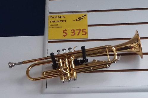 Yamaha  Trumpet / YTR2335