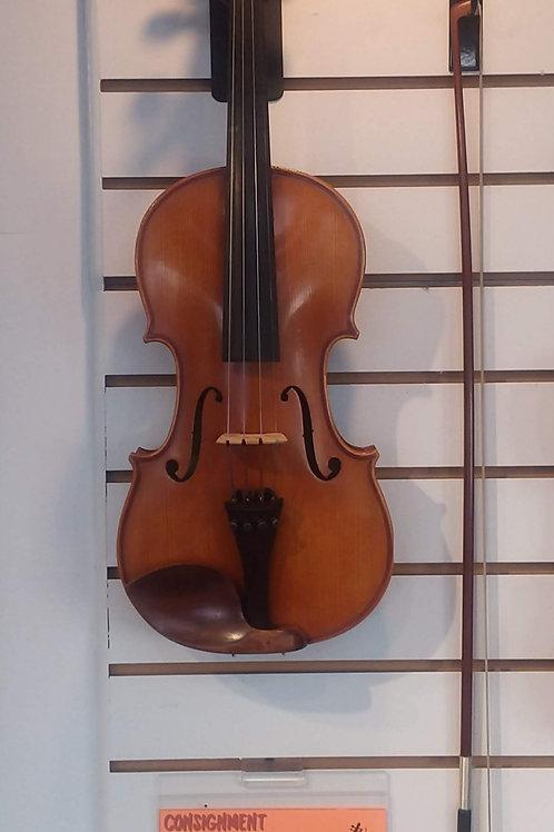 Otto Benjamin violin....4/4 size