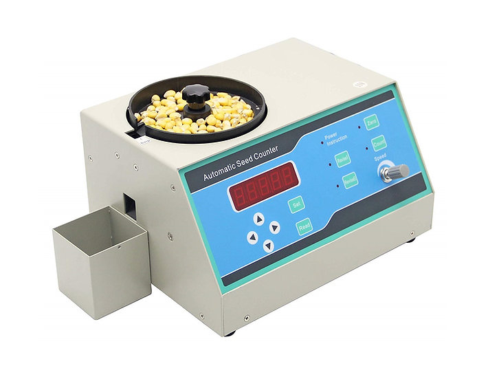 Numărător de semințe pentru laborator de cereale