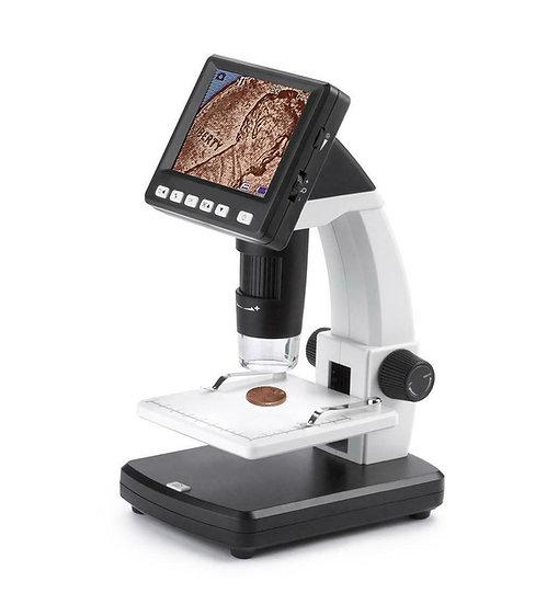 Microscop digital cu ecran