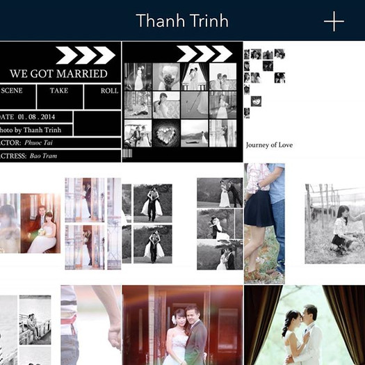 Pre-wedding album.  #thanhtrinhphotograp